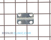 Door Hinge - Part # 1037983 Mfg Part # 134222900