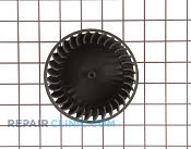 Blower wheel - Part # 126139 Mfg Part # C8847001