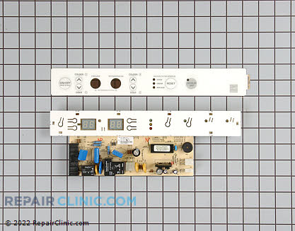 User Control and Display Board (OEM)  8201661