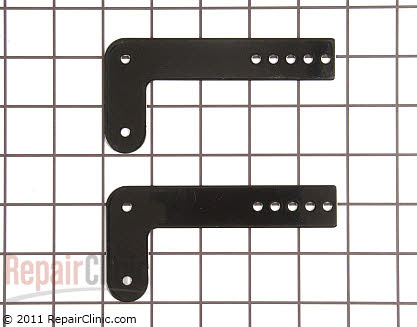Mounting Bracket (OEM)  WC02X10009 - $3.45