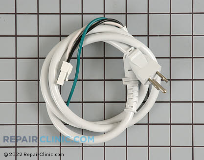 Power Cord 8205640 Main Product View