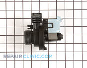 Drain Pump - Part # 876923 Mfg Part # WD19X10018