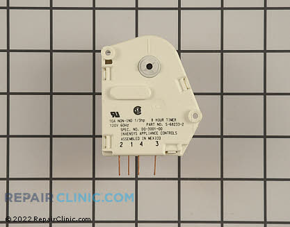 Defrost Timer (OEM)  68233-2 - $53.25