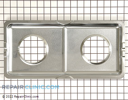 Burner Drip Pan (OEM)  7725P021-60