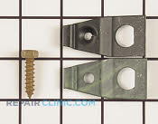 Clamp Kit - Part # 2417 Mfg Part # WE1X688