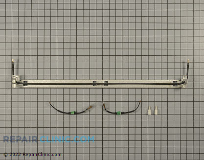 Defrost Heater Assembly (OEM)  WR51X466