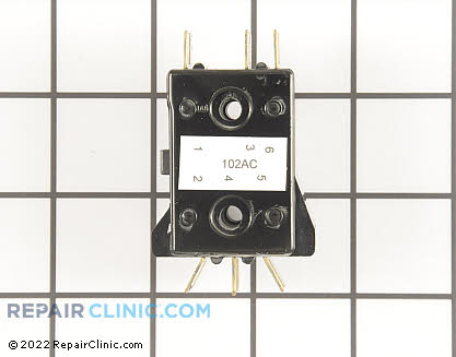 Motor Switch (OEM)  WE4X344 - $45.85