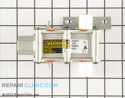 Hotpoint Oven Safety Valve