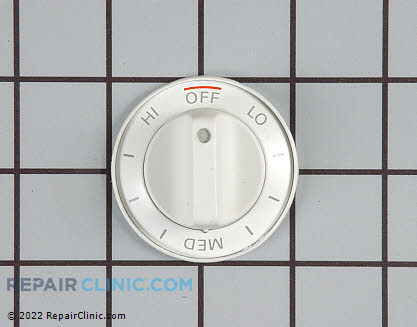 Control Knob WB3K5034 Main Product View
