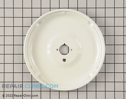 Burner Drip Bowl (OEM)  WB31K5079 - $13.40