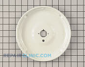 Burner Drip Bowl - Part # 257962 Mfg Part # WB31K5079