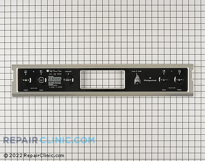 Control  Panel WB7X6669        Main Product View