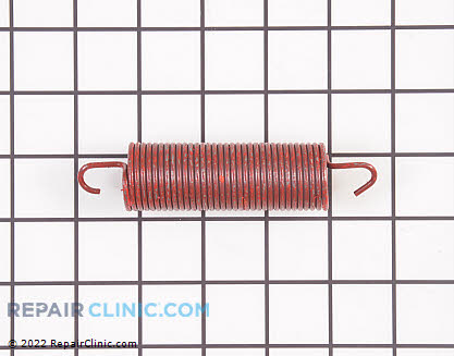 Oven Door Spring (OEM)  WB9K4