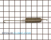 Door Spring - Part # 271288 Mfg Part # WD2X552