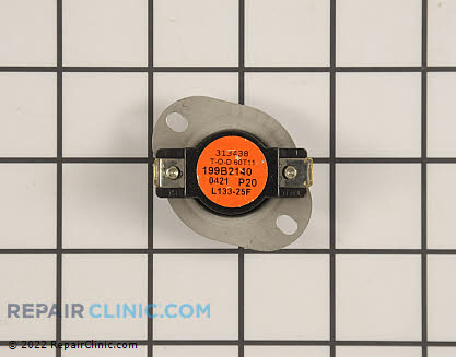 Cycling Thermostat (OEM)  WE4M155 - $15.10
