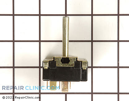 Universal Surface Burner Element Switch