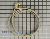 Power Cord - Part # 283452 Mfg Part # WJ35X200