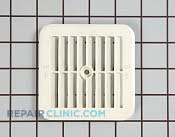 Grille cover - Part # 297524 Mfg Part # WR2X7019