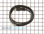 Power Cord - Part # 371529 Mfg Part # 098079