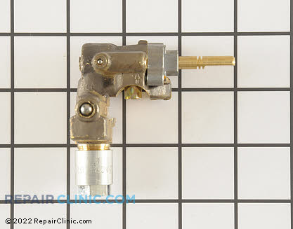 Surface Burner Valve (OEM)  097633, 371386