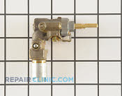 Surface Burner Valve - Part # 371386 Mfg Part # 097633