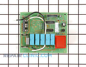 Relay Board - Part # 371672 Mfg Part # 098667