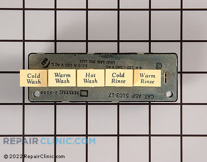 Temperature Control Switch 203158 Main Product View