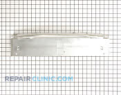 Heat shield and drain pan - Part # 448085 Mfg Part # 2172619