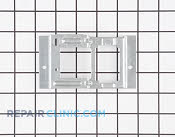 Bracket - Part # 455235 Mfg Part # 22002518