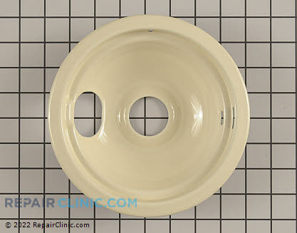 8 Inch Burner Drip Bowl 316048409 Main Product View
