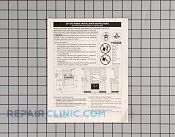 Installation Instructions - Part # 496325 Mfg Part # 316105805