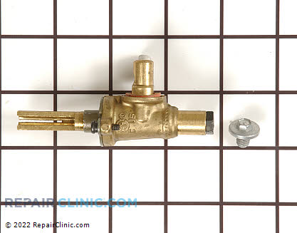 Surface Burner Valve (OEM)  3196852 - $68.62