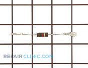 Resistor - Part # 516053 Mfg Part # 33001103