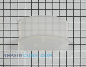 Bracket, hose storage - Part # 538121 Mfg Part # 356499