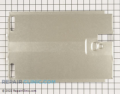 Oven Bottom Panel 3601F239-45 Main Product View
