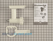 Food Processor Attachment - Part # 558727 Mfg Part # 4164749