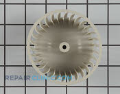 Fan wheel - Part # 584502 Mfg Part # 4375322