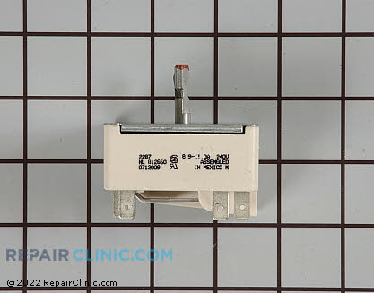 Surface Element Switch W10197681       Main Product View