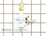 Surface Burner Valve - Part # 607896 Mfg Part # 5300009326