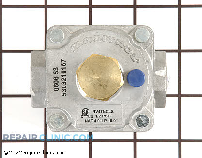 Frigidaire Oven Pressure Regulator