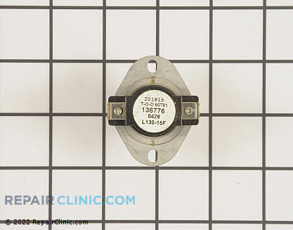 Kelvinator Dryer Cycling Thermostat