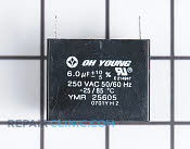 Capacitor - Part # 651469 Mfg Part # 56001109