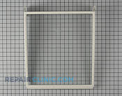 Glass Shelf - Part # 665115 Mfg Part # 61003239