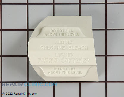 Dispenser Lid (OEM)  64147, 671296