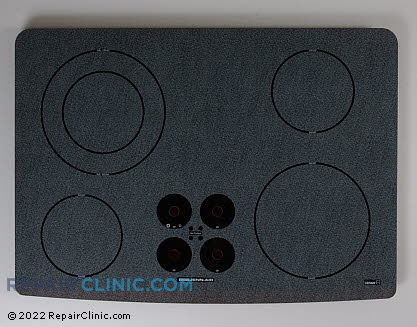 Jenn Air Stove Glass Cooktop