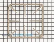 Grate  taupe - Part # 696378 Mfg Part # 71003116