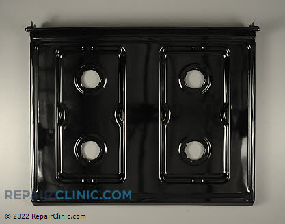 Metal Cooktop (OEM)  2001M101-09, 1542020