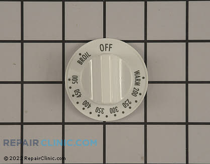 Jenn Air Oven Thermostat Knob