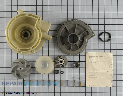 Pump Housing (OEM)  900864