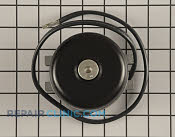 Condenser Fan Motor - Part # 753856 Mfg Part # 4200740